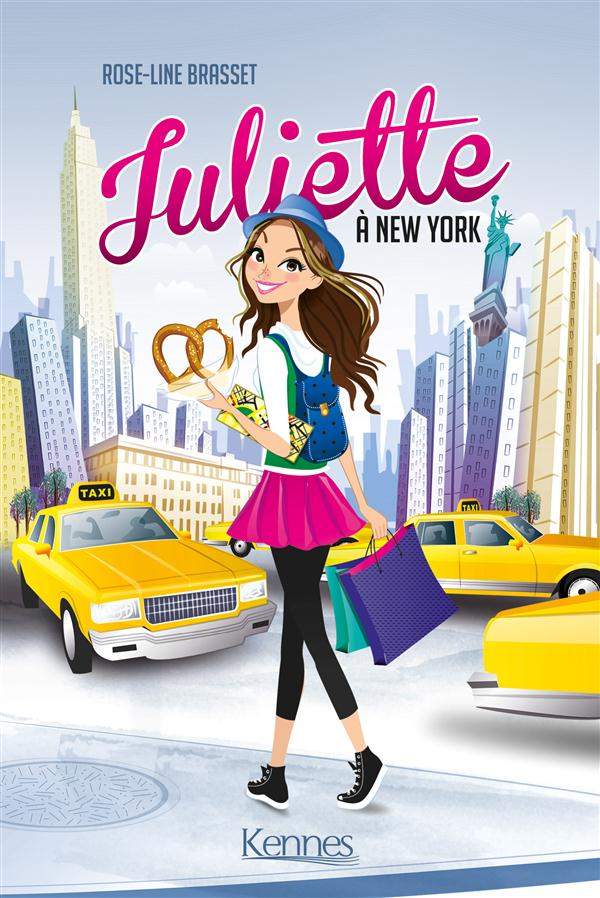 JULIETTE A NEW-YORK
